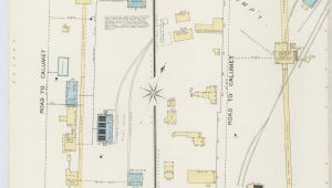 Map Of Calumet Michigan File Sanborn Fire Insurance Map From Houghton Houghton County