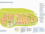 Map Of Campsites In France Camping Domaine De Dugny France Vacansoleil Ie