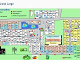 Map Of Campsites In France Camping Le Grand Large France Vacansoleil Uk