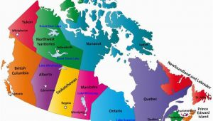 Map Of Canada Colored the Shape Of Canada Kind Of Looks Like A Whale It S even Got Water