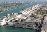 Map Of Canada Place Cruise Ship Terminal Miami Florida Cruise Port Schedule Cruisemapper