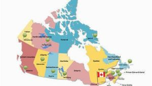 Map Of Canada Provinces and Capitals Quiz Canada Provincial Capitals Map Canada Map Study Game Canada