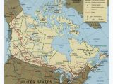 Map Of Canada Showing Calgary Map Of Canada Canada Map Map Canada Canadian Map