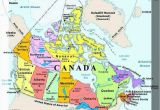Map Of Canada Showing Major Cities Plan Your Trip with these 20 Maps Of Canada
