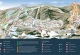 Map Of Canada Ski Resorts Mountain Creek Resort Trail Map Onthesnow