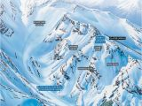 Map Of Canada Whistler How to Ski Whistler Blackcomb S Spanky S Ladder where to Sk In