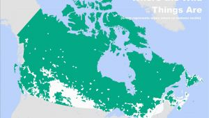 Map Of Canada without Quebec This is How Empty Canada Really is Photos Huffpost Canada