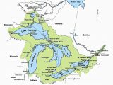 Map Of Canadas Rivers 22 Maps Of Rivers Collection Cfpafirephoto org