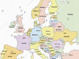 Map Of Capitals In Europe 53 Strict Map Europe No Names
