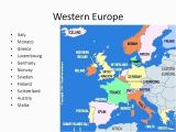 Map Of Capitals In Europe Map Europe Major Cities Pergoladach Co