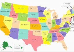 Map Of Carlton oregon Interactive Us Map Color States Unique United ...