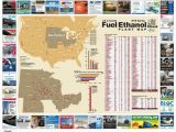 Map Of Caro Michigan Spring 2018 U S and Canada Fuel Ethanol Plant Map by Bbi