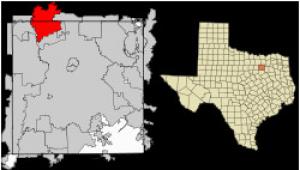 Map Of Carrollton Texas Carrollton Texas Wikipedia