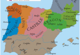 Map Of Castile Spain History Of Spain Wikipedia