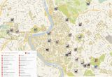 Map Of Central Rome Italy Rome Printable tourist Map Sygic Travel
