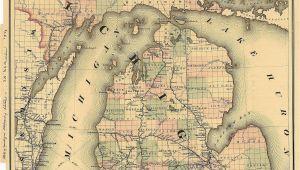 Map Of Charlevoix Michigan Charlevoix Michigan Wikivisually