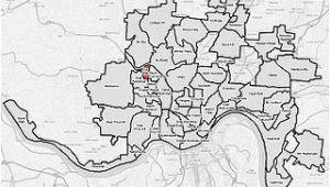 Map Of Cincinnati Ohio Neighborhoods Villages at Roll Hill Cincinnati Wikipedia