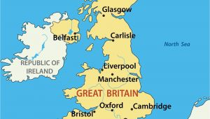 Map Of Cities In England Map Uk with Cities Sin Ridt org