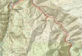 Map Of Clackamas oregon Clackamas River Map Upper Big Bottom Protection area Natural atlas
