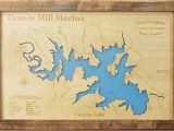 Map Of Clear Lake Texas Amazon Com Canyon Lake Texas Framed Wood Map Wall Hanging Handmade