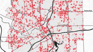 Map Of Clio Michigan the Calls Left Unanswered Memo Random Medium