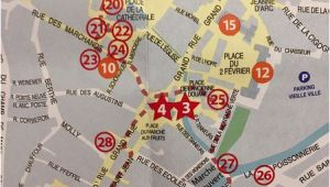 Map Of Colmar France Weihnachtsmarkt In Colmar Picture Of Old town Colmar Tripadvisor