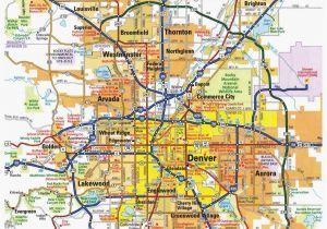 Map Of Colorado Cities and towns Colorado County Map – secretmuseum