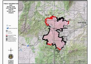 Map Of Colorado Fires today Colorado Current Fires Google My