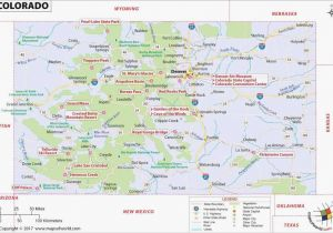 Map Of Colorado Mountain Ranges United States Map Of Mountains and ...