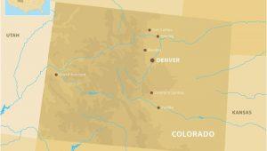 Map Of Colorado Mountains Colorado Mountains Map Download Free Vector Art Stock Graphics