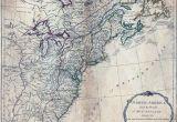 Map Of Copley Ohio 1775 to 1779 Pennsylvania Maps