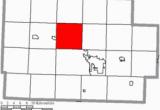 Map Of Coshocton County Ohio Bethlehem township Coshocton County Ohio Wikivisually