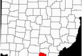 Map Of Counties In Ohio Jackson County Ohio Wikipedia