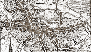 Map Of Coventry England Coventry is Still Medieval In 1749 without Any Industrial
