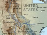 Map Of Del Rio Texas Pecos and Rio Grand River Systems Dr Prepper A Pecos River