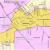 Map Of Dickinson Texas Dickinson Texas Revolvy