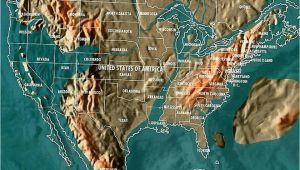 Map Of Dillon Texas Future Map Of the United States by Gordon Michael Scallion