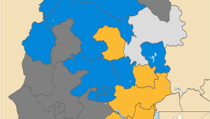 Map Of District Councils In England 2004 West Oxfordshire District Council Election Wikipedia