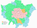 Map Of District Councils In England London Boroughs Wikipedia