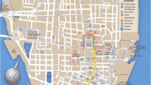 Map Of Downtown Savannah Georgia Map Of Downtown Charleston