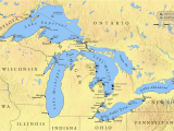 Map Of Drummond island Michigan Shipwrecks Of the Great Lakes Region Archaeology Great Lakes