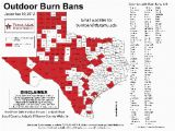 Map Of Dry Counties In Texas Texas County Burn Ban Map Business Ideas 2013