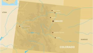 Map Of Eagle Colorado Colorado Mountains Map Download Free Vector Art Stock Graphics