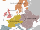 Map Of East and West Europe atlas Of Europe Wikimedia Commons