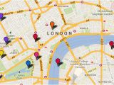 Map Of East London England London attractions tourist Map Things to Do Visitlondon Com