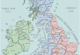 Map Of England 1800 Anglo Saxon Invasion Of the British isles Anglofile Map