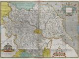 Map Of England and Wales Counties atlas Of the Counties Of England and Wales Sponsored by T