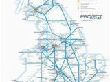 Map Of England Rail Network 48 Best Railway Maps Of Britain Images In 2019 Map Of Britain