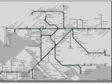 Map Of England Rail Network Great Western Train Rail Maps