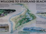 Map Of England Rivers the Map Picture Of Studland Beach and Nature Reserve Studland Bay